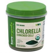 Bare Organics Raw Chlorella Cracked Cell Powder