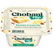 Chobani Flip Banana Cream Pie Yogurt