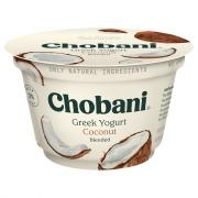 Chobani Coconut Greek Yogurt