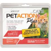 Pet Action Plus Kills Fleas for Cats