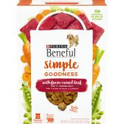 Beneful Simple Goodness Beef