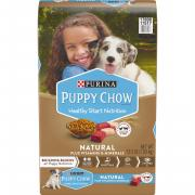 Purina Puppy Chow Naturals Chicken Flavor Puppy Food