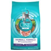 Purina ONE Advanced Hairball Formula Cat Food