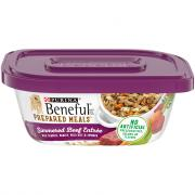Purina Beneful Prepared Meals Simmered Beef
