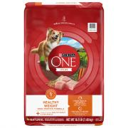 Purina One Smartblend Healthy Weight Adult Dry Dog Food