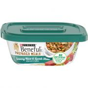 Purina Beneful Prepared Meals Stew w/lamb