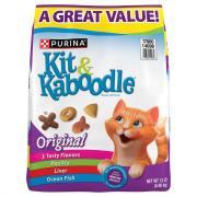 Purina Kit & Kaboodle Original 4 Flavors