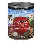 Purina ONE Lamb & Long Grain Rice Can Dog Food