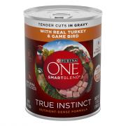 Purina One Smartblend True Instinct Game Bird Dog Food