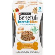 Beneful Chopped Blends Chicken,Tomatoes,Carrots,Rice