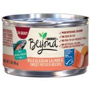 Beyond Grain Free Salmon and Sweet Potato in Gravy