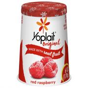 Yoplait Raspberry Yogurt