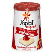 Yoplait Original Strawberry Cheesecake