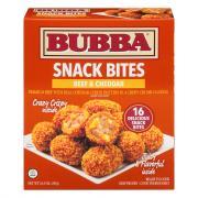 Bubba Snack Bites Beef & Cheddar