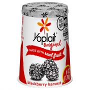 Yoplait Original Blackberry