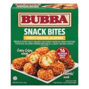 Bubba Snack Bites Cheesy Chicken Jalapeno