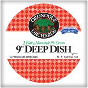 Oronoque Deep Dish Pie Shells