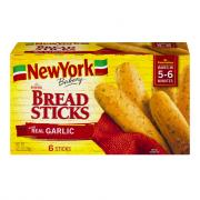New York Garlic Bread Sticks