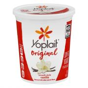 Yoplait Original Smooth Style Vanilla