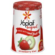 Yoplait Original Strawberry Kiwi Yogurt