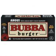 Bubba Burger Angus Beef