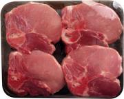 All Natural Pork Loin Cut Chops