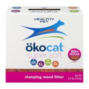 Okocat Super Soft Clumping Wood Litter