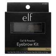 E.L.F. Gel & Powder Dark Eyebrow Kit