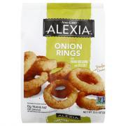 Alexia Onion Rings with Sea Salt
