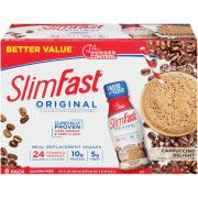 SlimFast Ready To Drink Cappuccino Delight Shakes