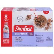 SlimFast Advanced Nutrition Creamy Chocolate RTD Shake