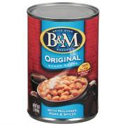B&M Original Baked Pea Beans