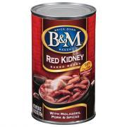B&M Red Kidney Beans