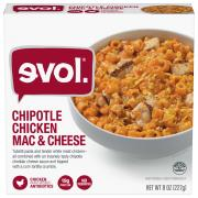 Evol Chipotle Chicken Mac & Cheese