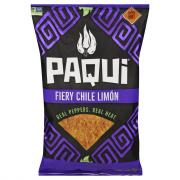 Paqui Fiery Chile Limon Tortilla Chips