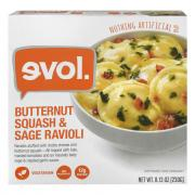 Evol Butternut Squash and Sage Ravioli