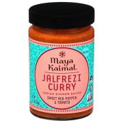 Maya Kaimal Jalfrezi Curry Indian Simmer Sauce Medium
