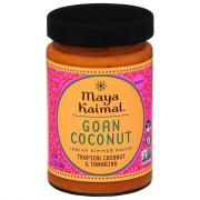 Maya Kaimal Goan Coconut Indian Simmer Sauce Medium