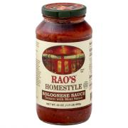 Rao's Homestyle Bolognese Sauce