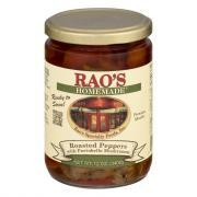 Rao's Roasted Peppers with Portobello Mushrooms