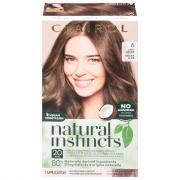 Clairol Natural Instincts #6 Suede Light Brown