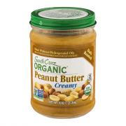Santa Cruz Organic Dark Roasted Creamy Peanut Butter