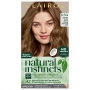 Clairol Natural Instincts #6.5G Amber Shimmer Lightest