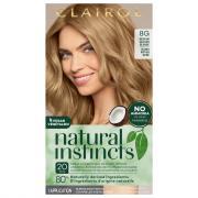 Clairol Natural Instincts #8G Sunflower Medium Golden Blonde
