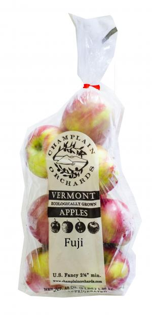 Champlain Fuji Apples