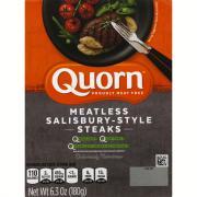 Quorn Meatless Salisbury Style Steak
