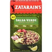 Zatarain's Salsa Verde Rice