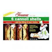 Ferrara Cannoli Shells