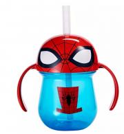 Marvel Spiderman Straw Trainer Cup