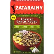 Zatarain's Roasted Garlic Rice